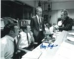 Gerry Griffin (NASA Flight Director) - Genuine Signed Autograph 7584